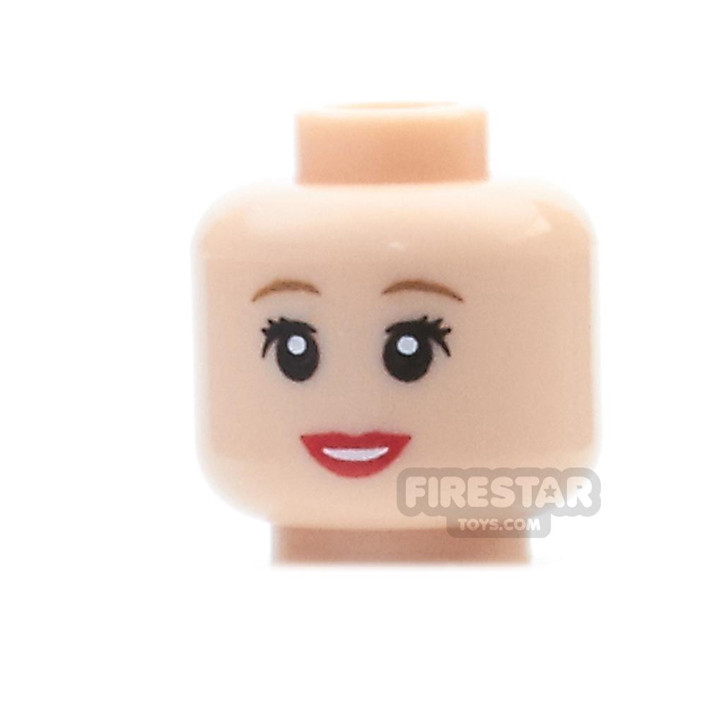 LEGO Mini Figure Heads - Alice In Wonderland