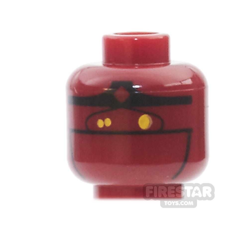 LEGO Mini Figure Heads - EV-9D9 Droid