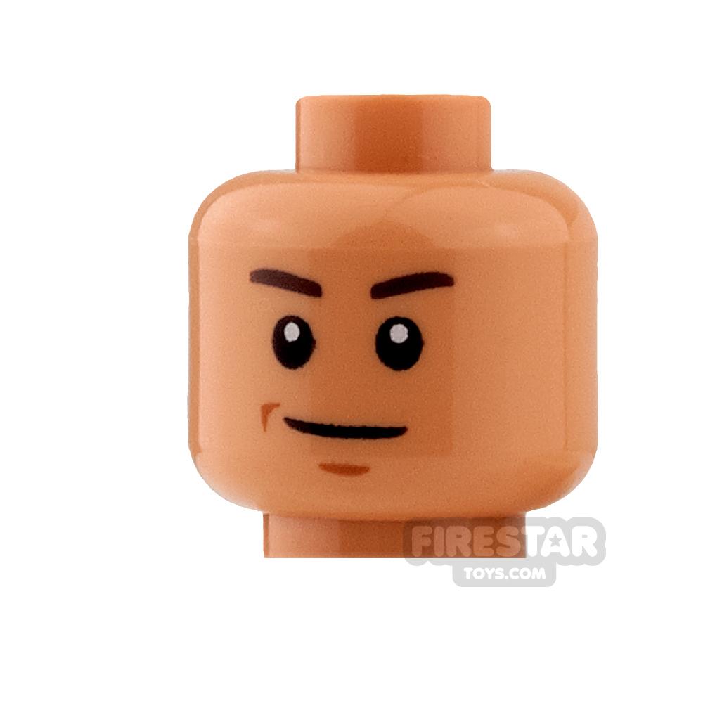 LEGO Minifgure Heads Zander