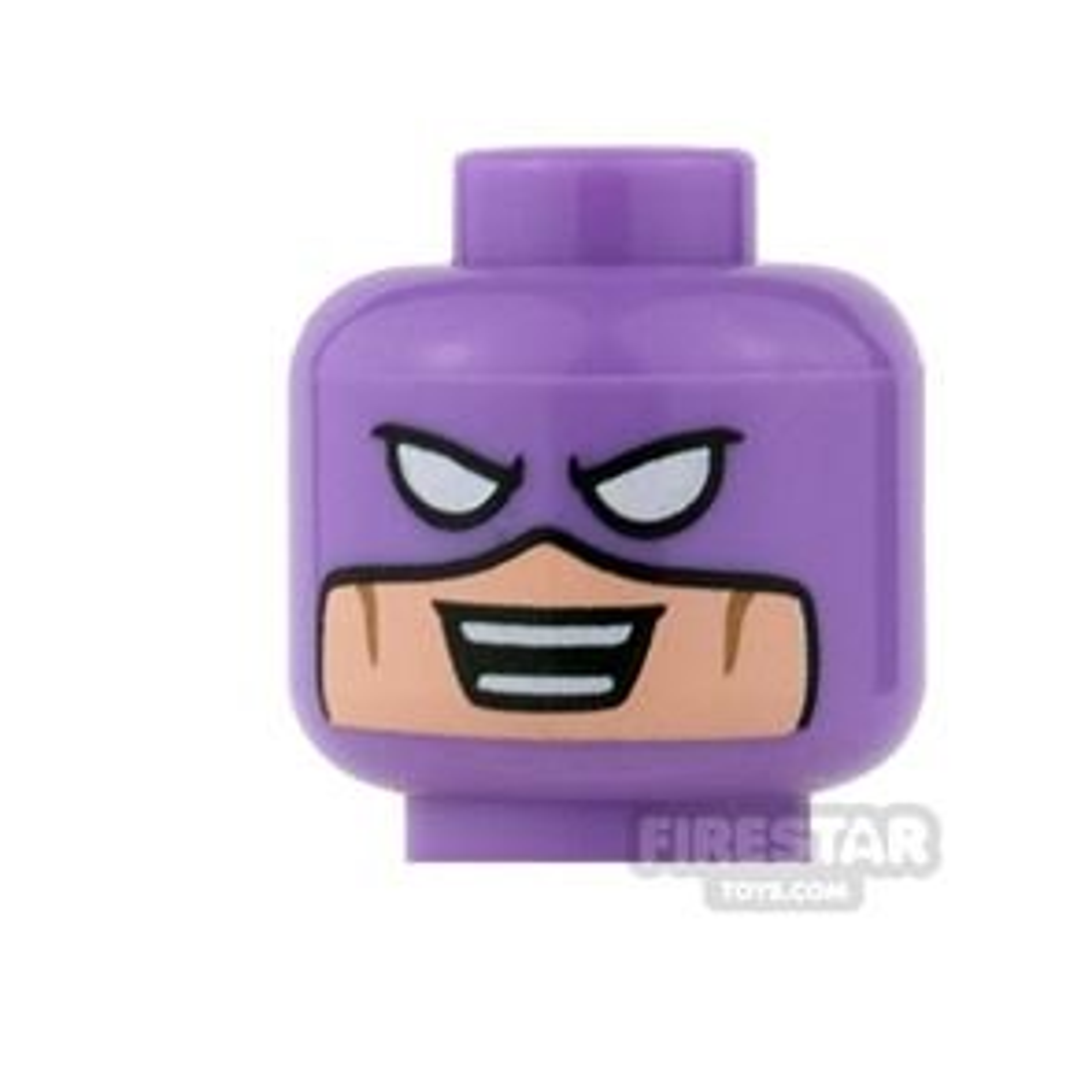 LEGO Mini Figure Heads - Batman - The Calculator