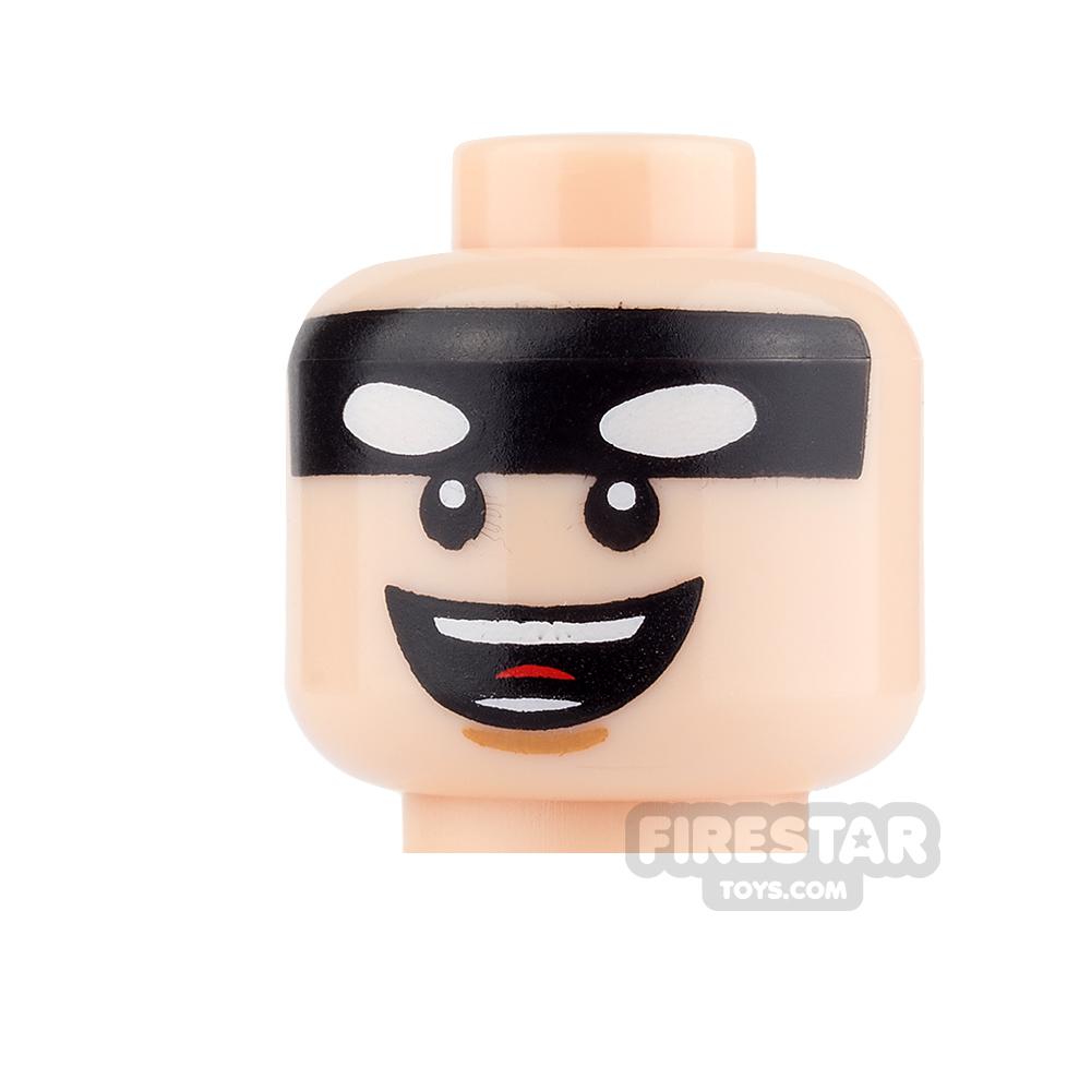LEGO Mini Figure Heads - Batman - Grin