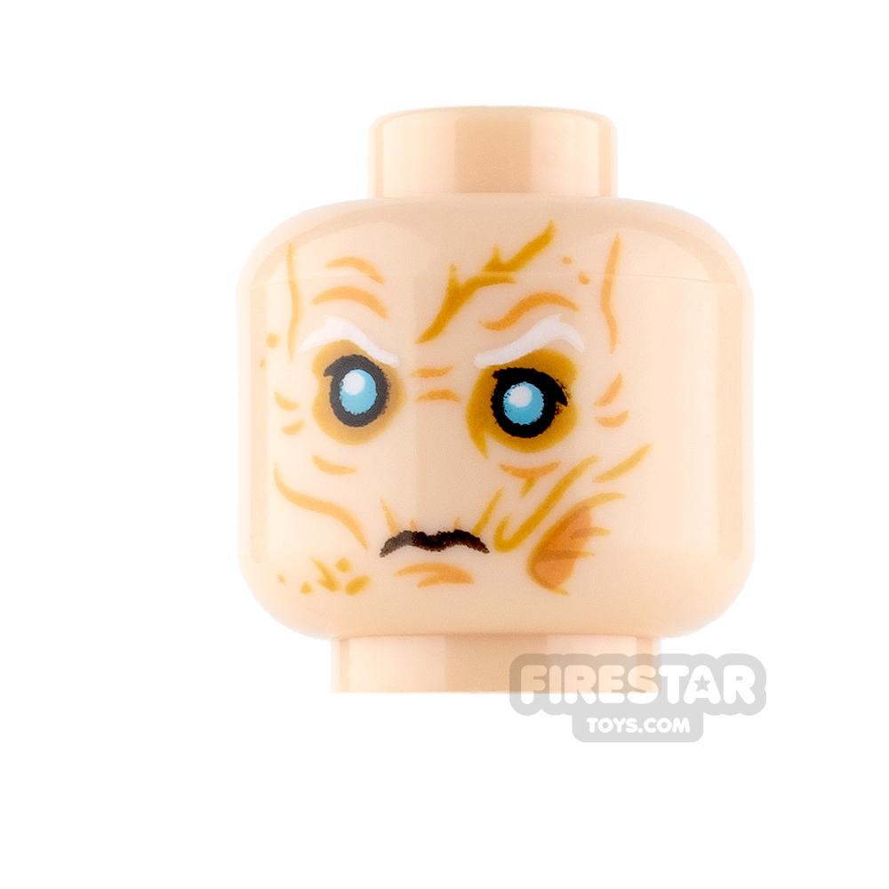 LEGO Mini Figure Heads - Supreme Leader Snoke