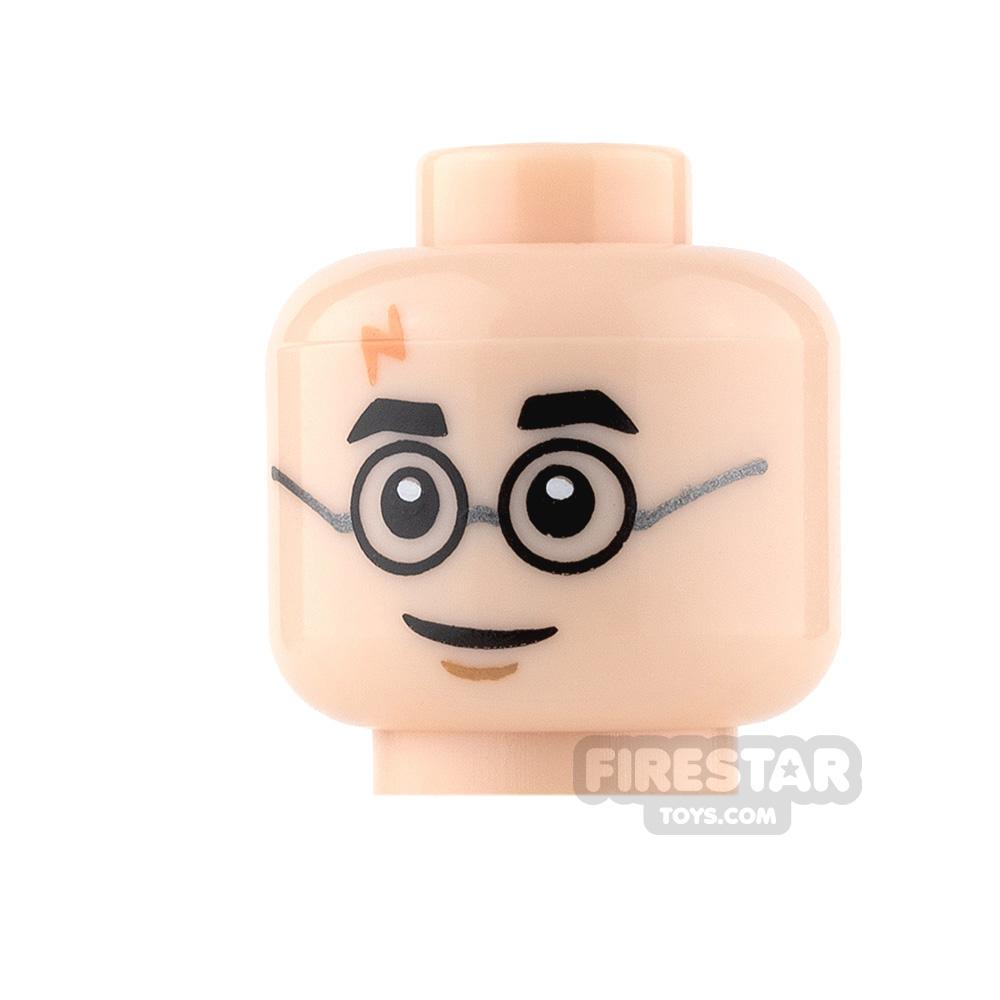 LEGO Mini Figure Heads - Harry Potter with Smile