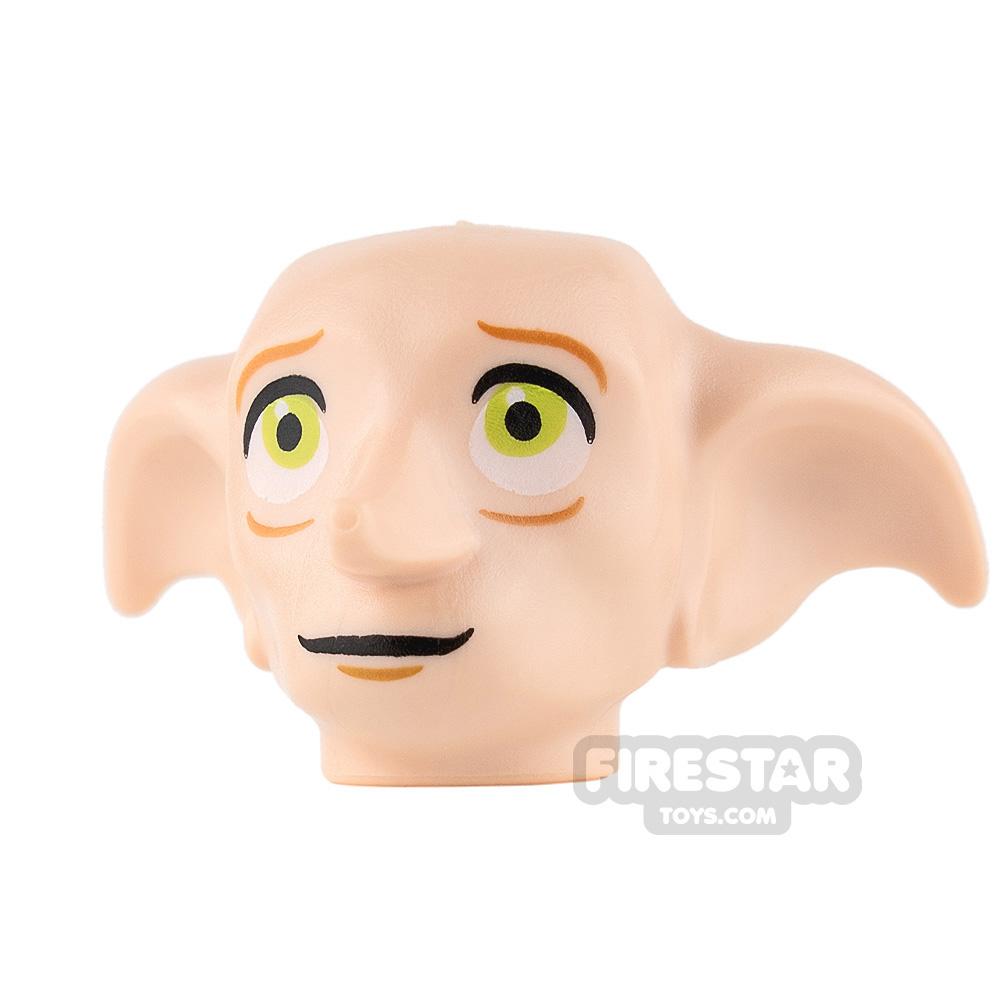 LEGO Mini Figure Heads - Harry Potter Dobby with Smile