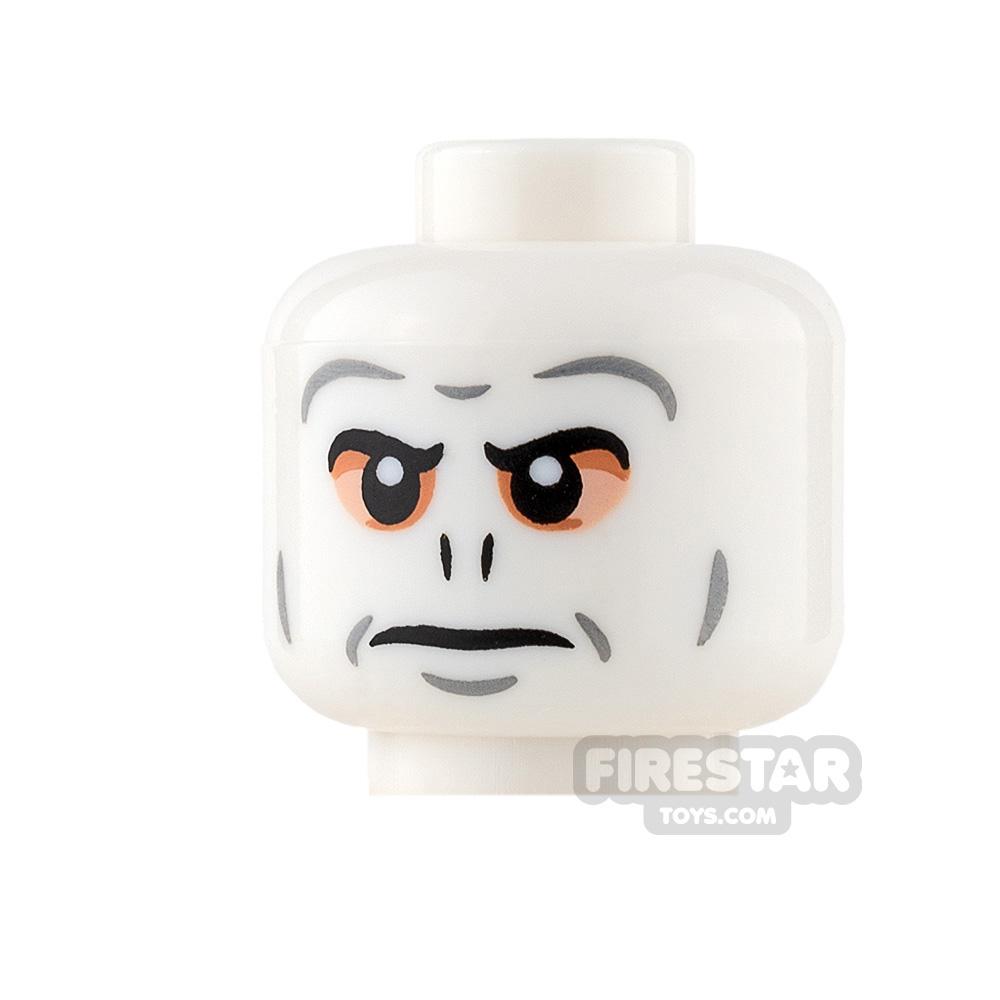 LEGO Mini Figure Heads - Harry Potter Voldemort - Serious