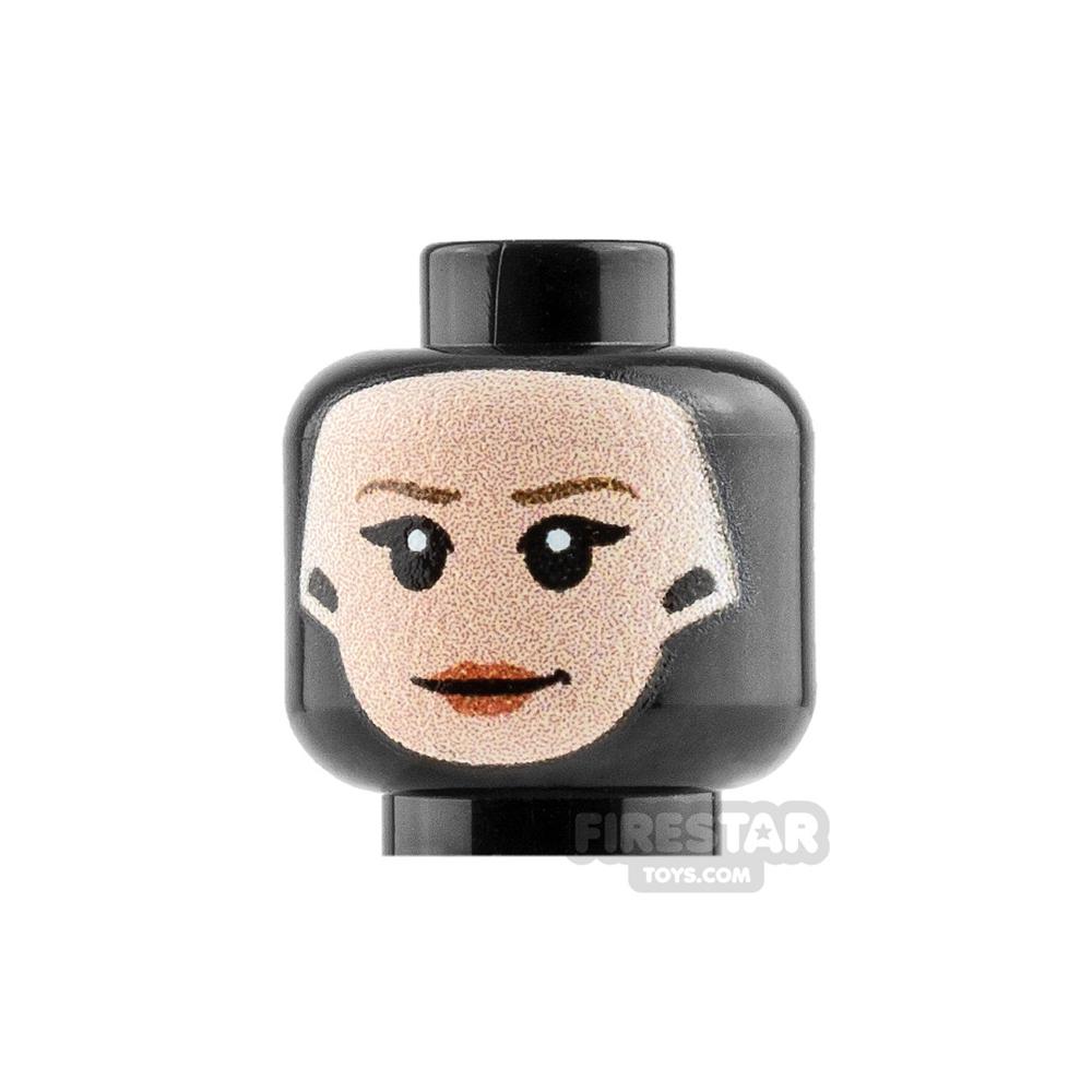 Custom Mini Figure Heads - Overwatch - Mercy
