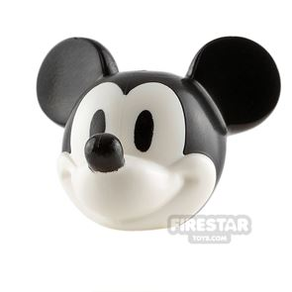 LEGO Minifigure Heads Mickey Mouse