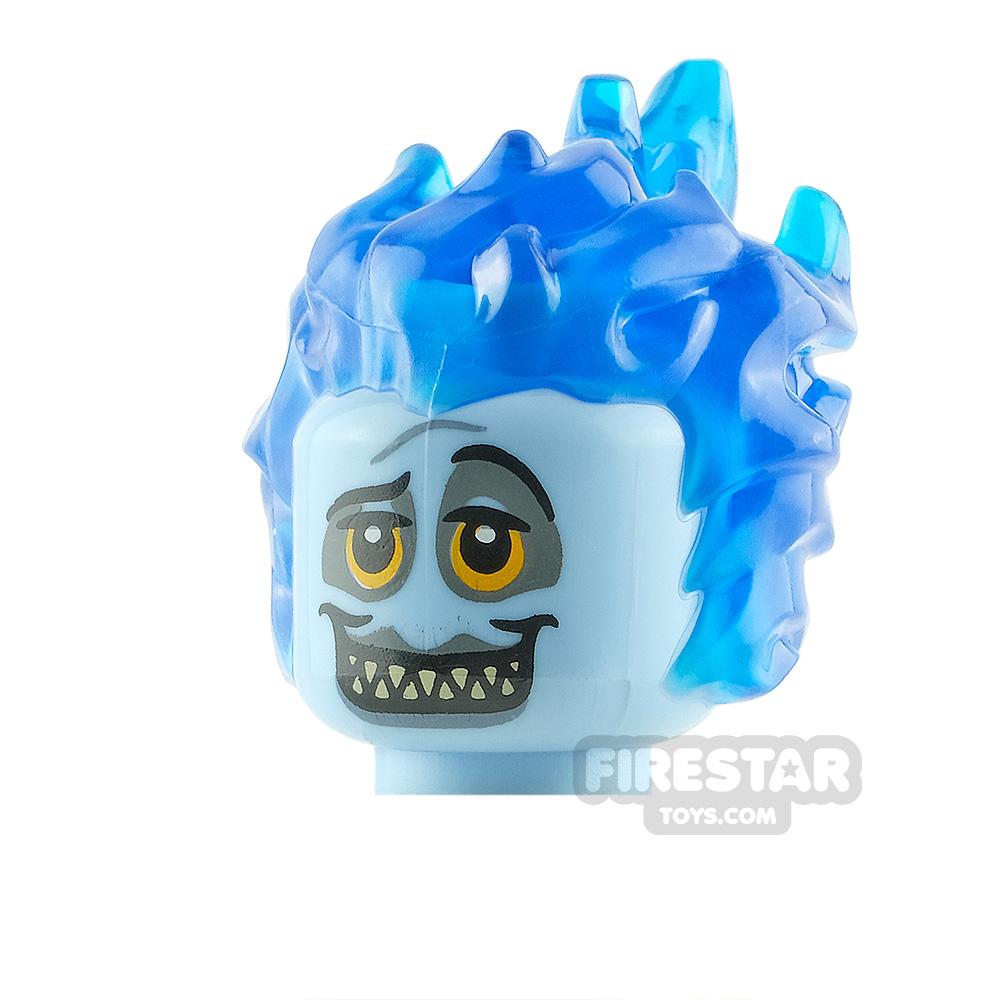 LEGO Minifigure Heads Hades