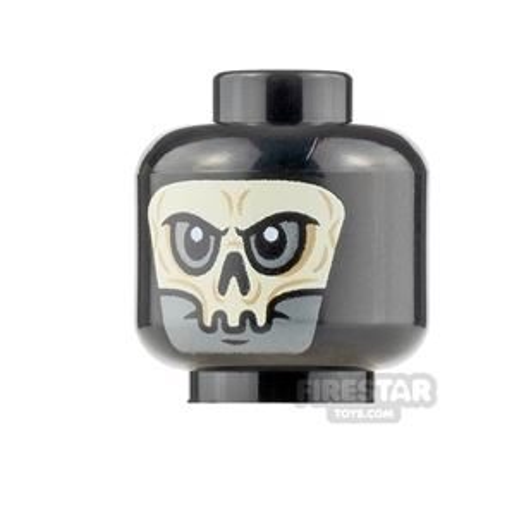 LEGO Minifigure Heads Death Eater Mask