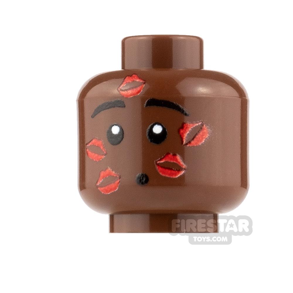 Custom Minifigure Heads Kissa-nova