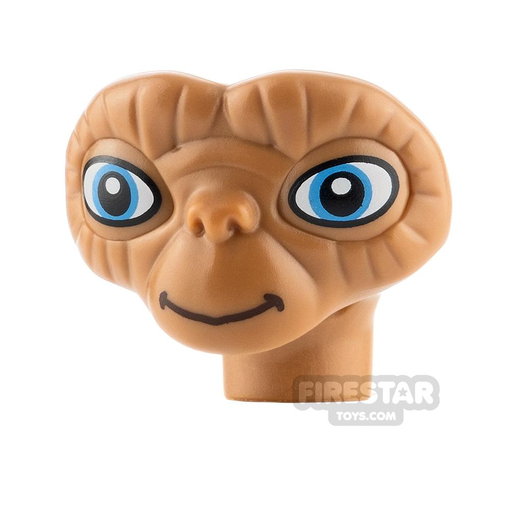 LEGO Minifigure Heads E. T.