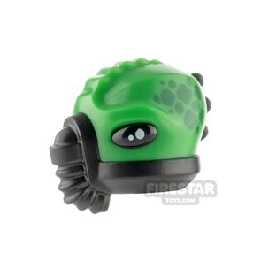 LEGO Minifigure Heads Alien with Breathing Mask