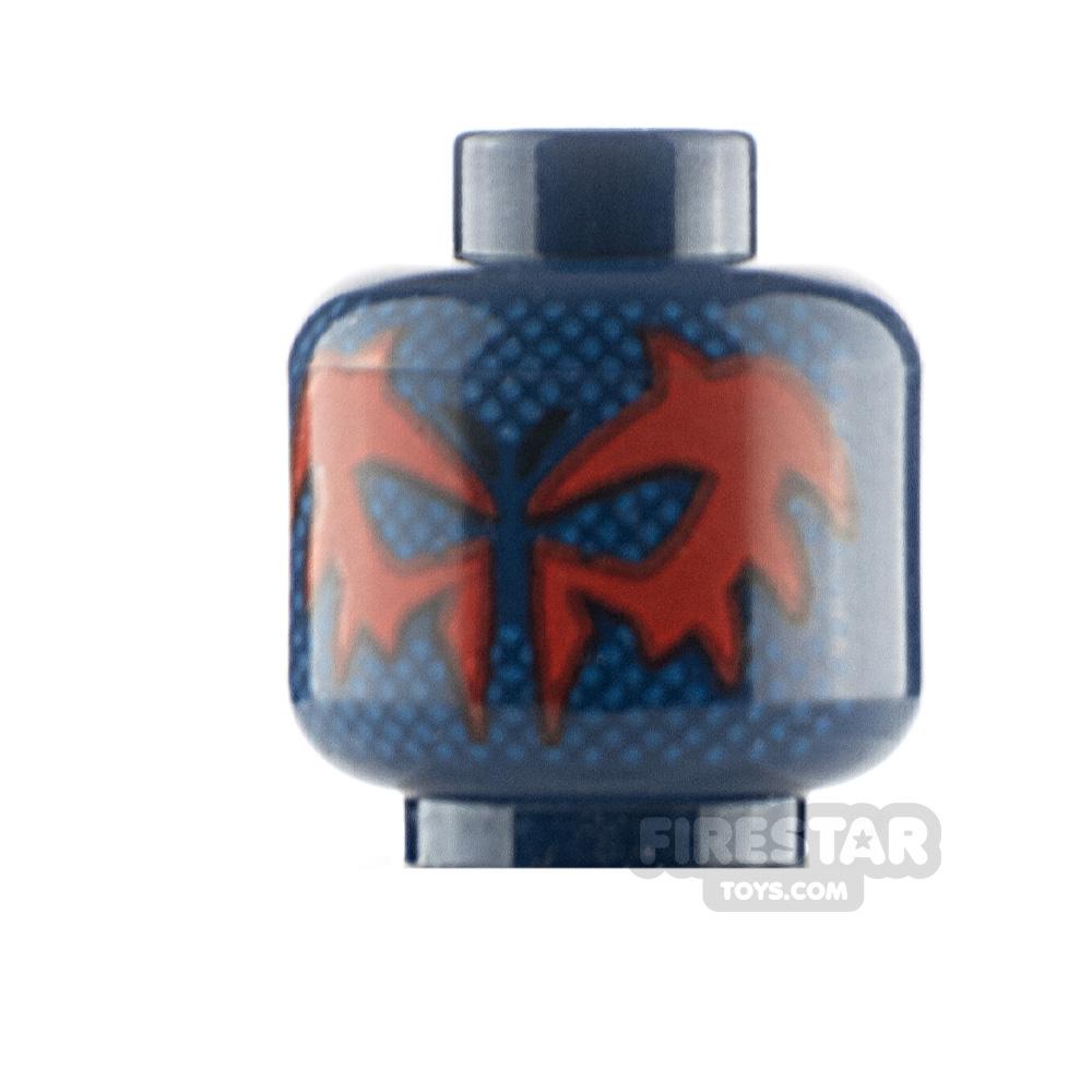 LEGO Minifigure Heads Spider-Man 2099