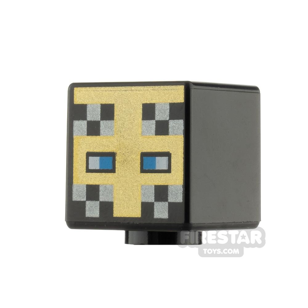 LEGO Minifigure Heads Minecraft Knight