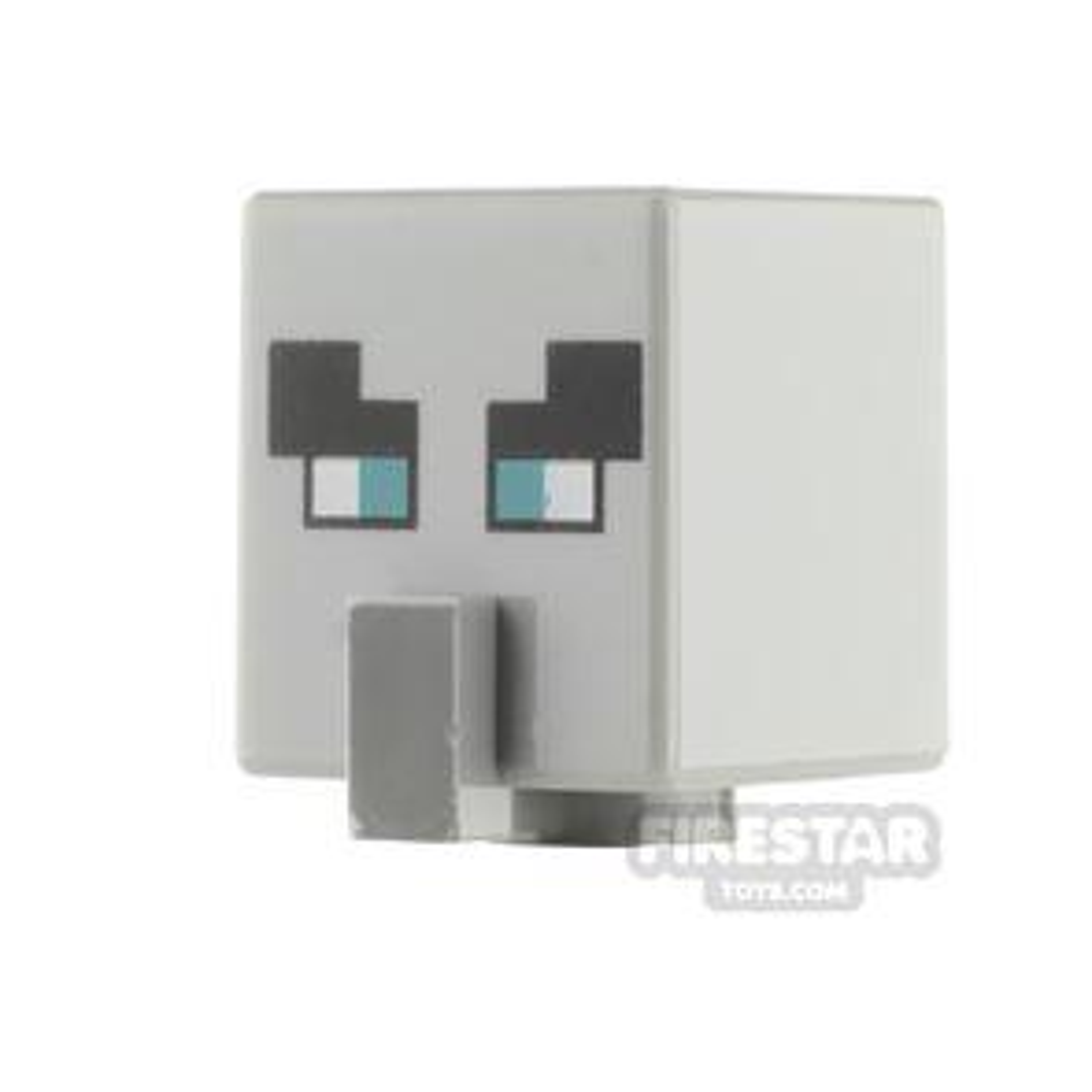 LEGO Minifigure Heads Minecraft Pillager