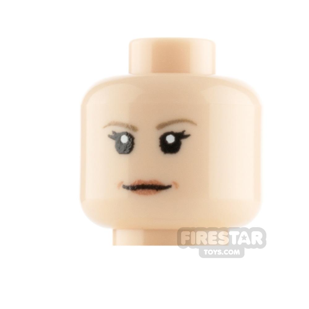 Custom Minifigure Head Sylvie