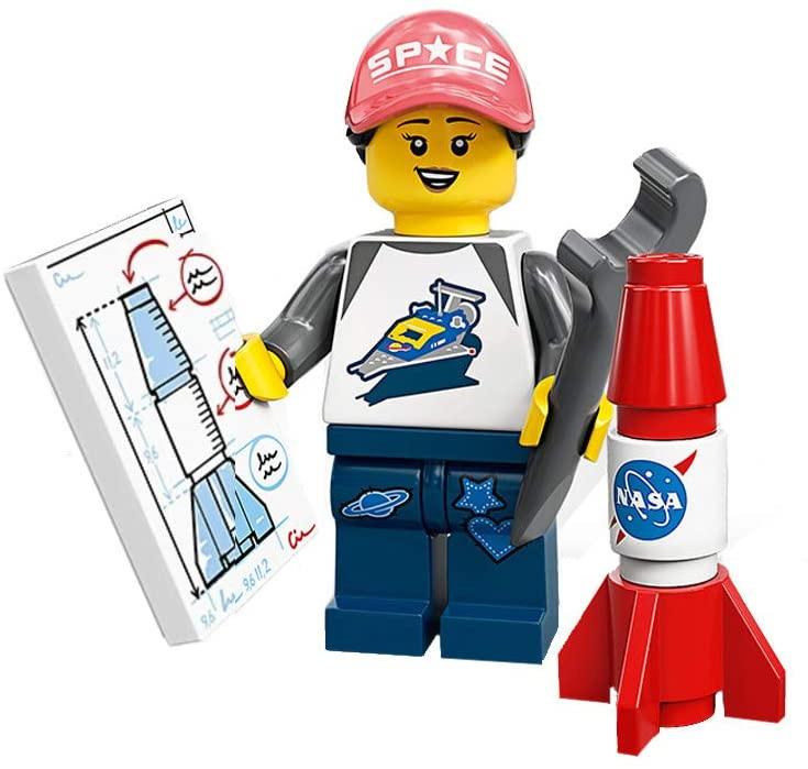 LEGO Minifigures 71027 Space Fan