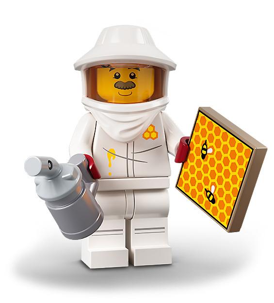 LEGO Minifigures 71029 Beekeeper