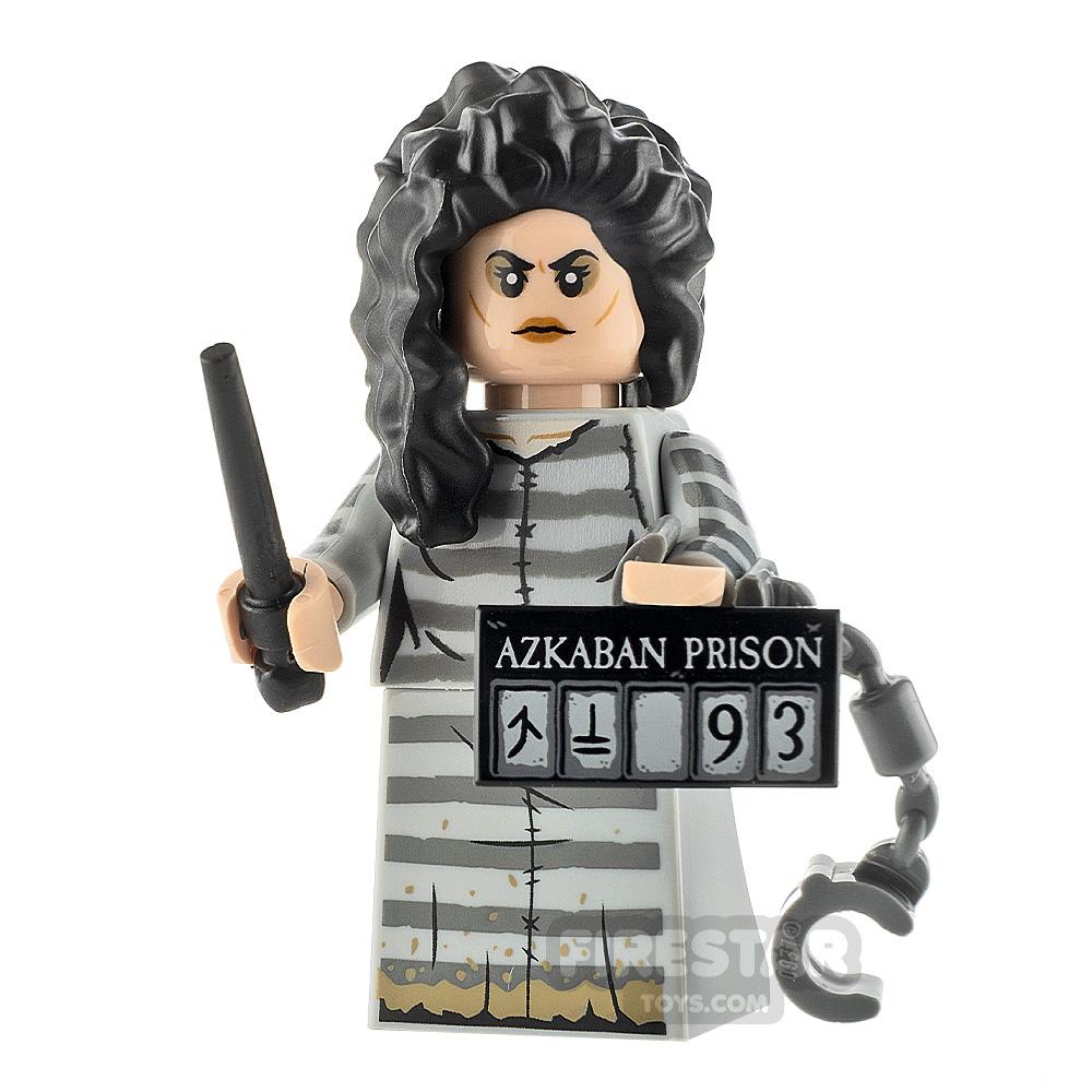 LEGO Minifigures 71028 Bellatrix Lestrange