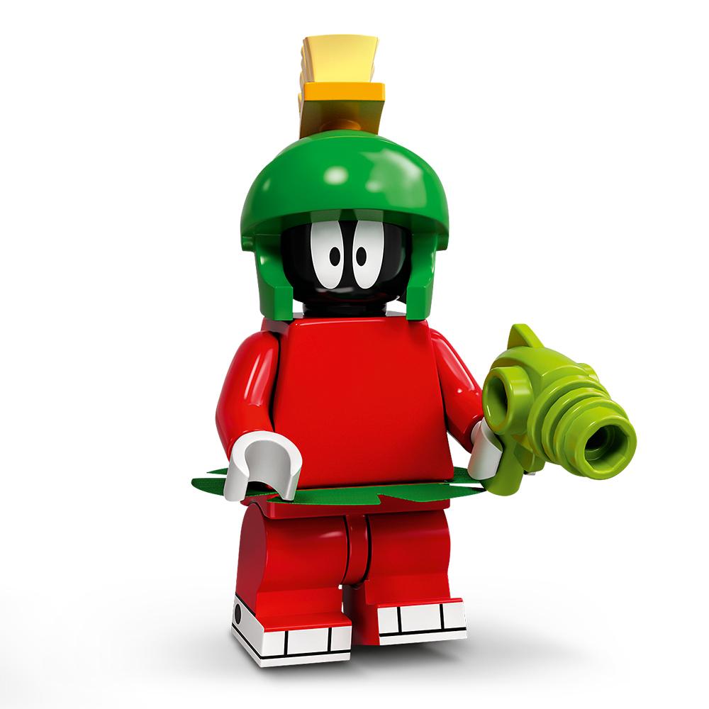 LEGO Minifigures 71030 Marvin the Martian
