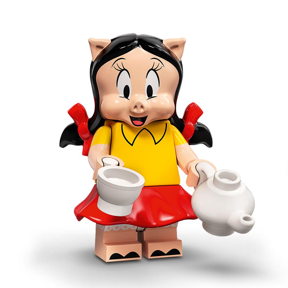 LEGO Minifigures 71030 Petunia Pig
