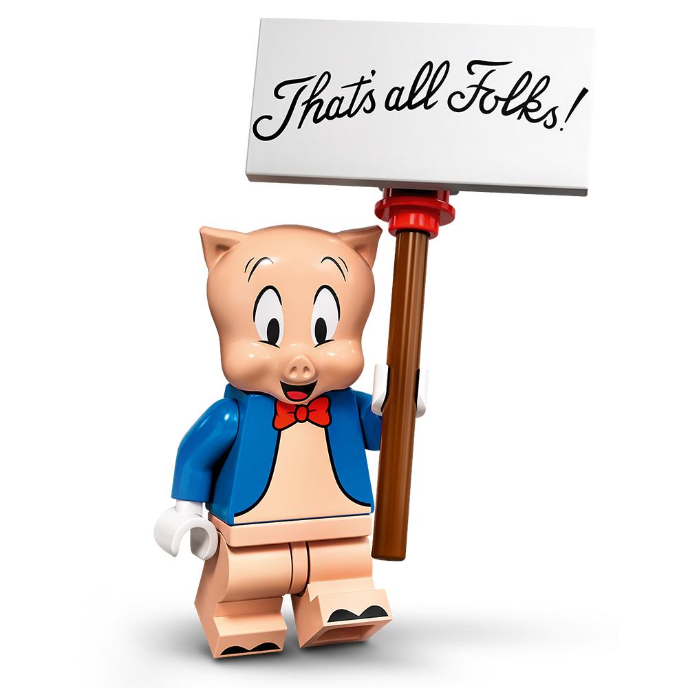 LEGO Minifigures 71030 Porky Pig