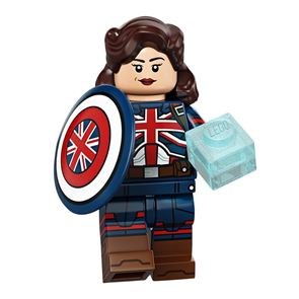 LEGO Minifigures 71031 Captain Carter