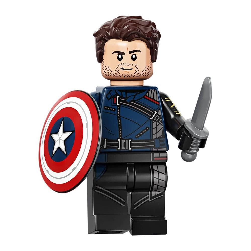 LEGO Minifigures 71031 Winter Soldier
