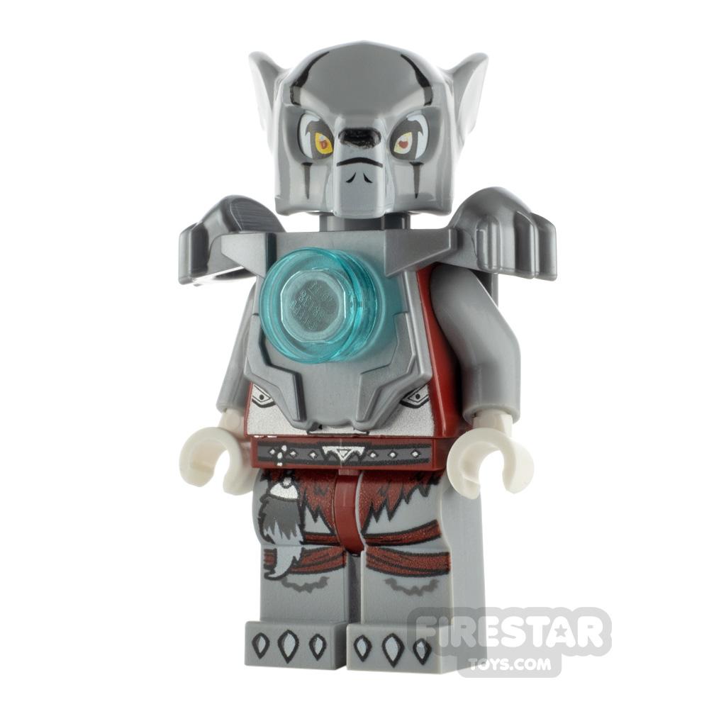 LEGO Legends of Chima Minifigure Worriz Armour