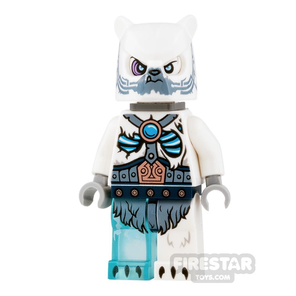 LEGO Legends of Chima Mini Figure - Iceklaw
