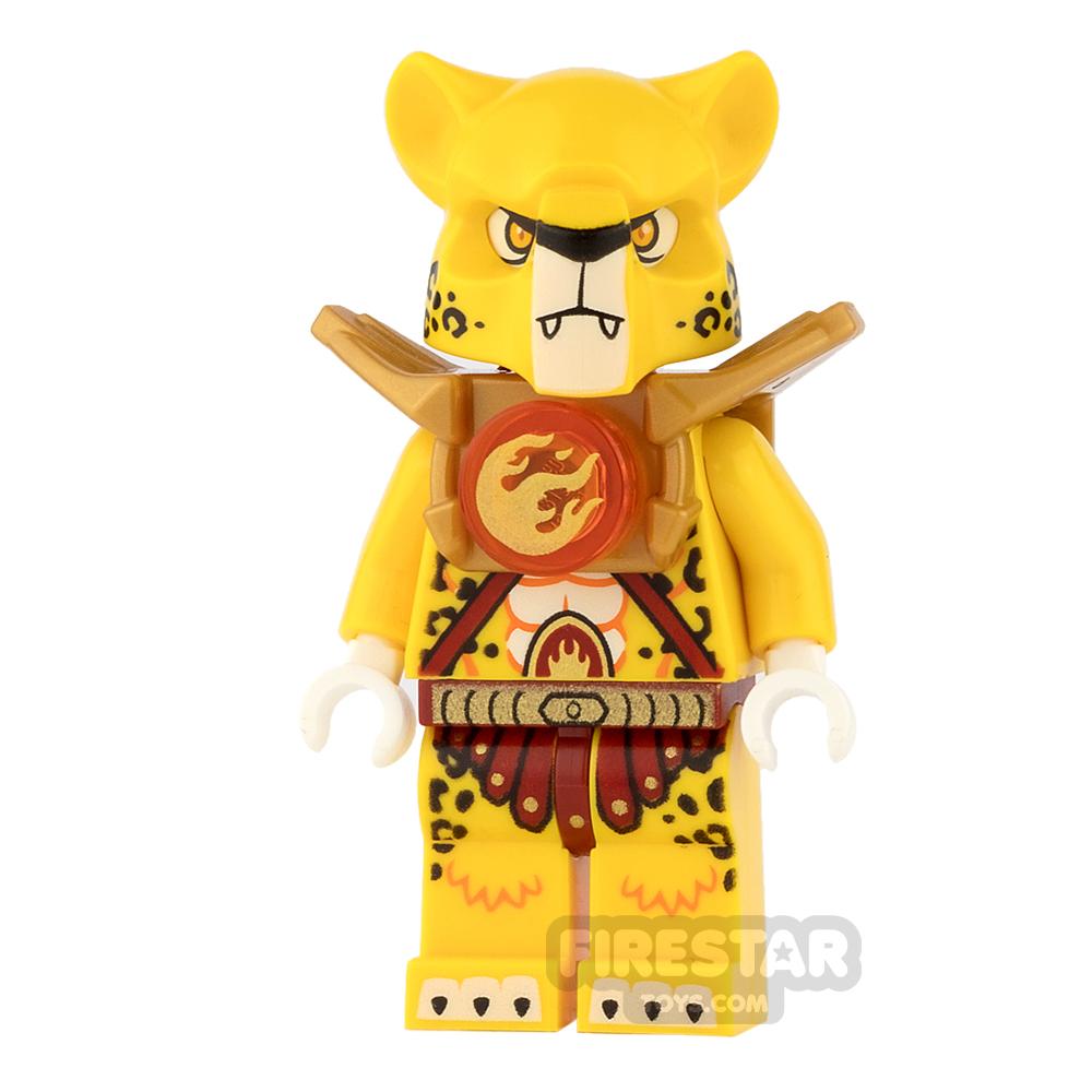 LEGO Legends of Chima Mini Figure - Lundor - Armour