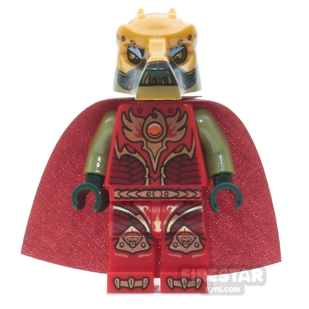 LEGO Legends of Chima Mini Figure - Crominus - Fire Chi