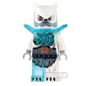 LEGO Legends of Chima Minifigure Iceklaw Armour