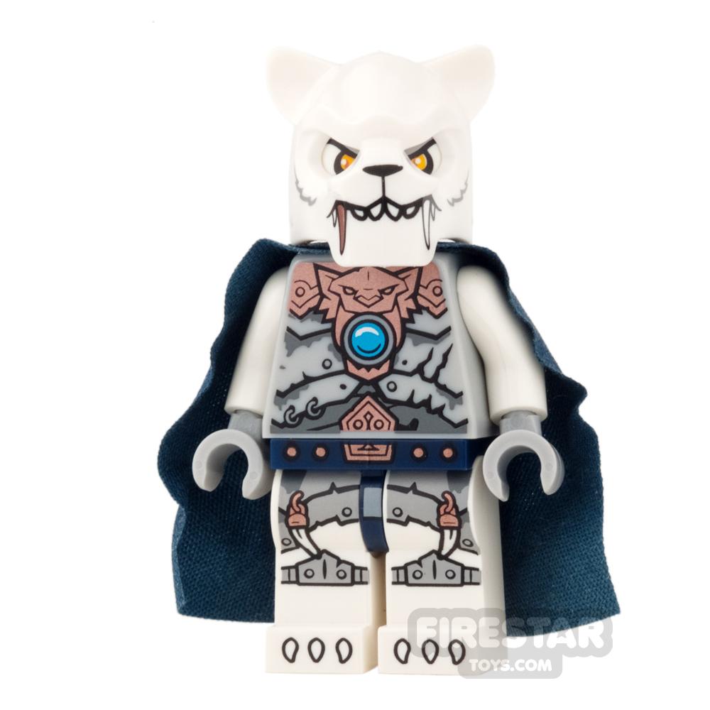 LEGO Legends of Chima Mini Figure - Sir Fangar - Dark Blue Cape