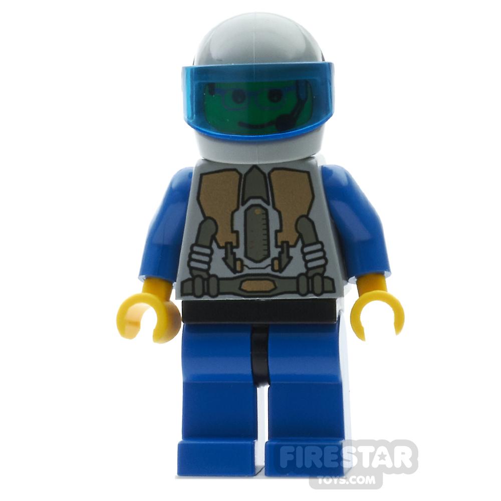 LEGO Life on Mars Mini Figure - Assistant