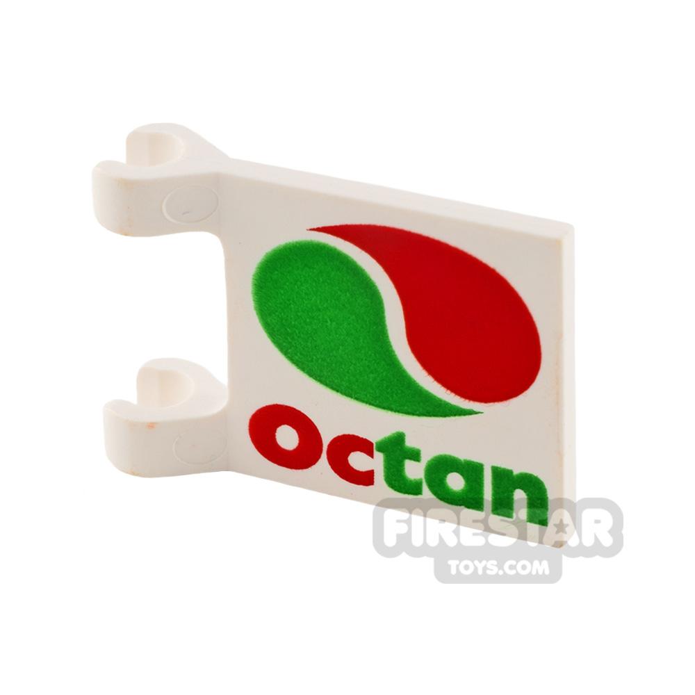 Printed Flag - Octan