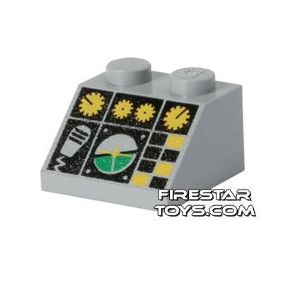 Printed Slope 2x2/45° - Controls