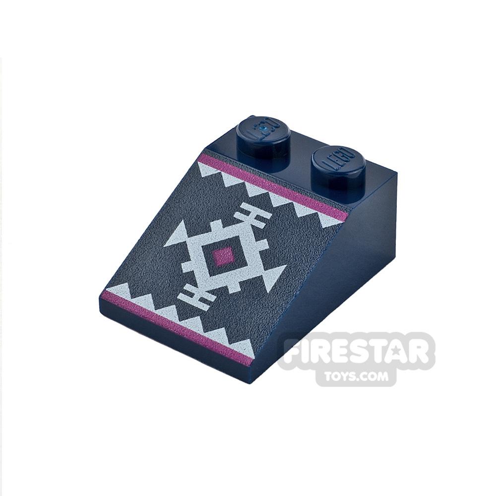 Printed Slope 33 3x2 Triangular Pattern