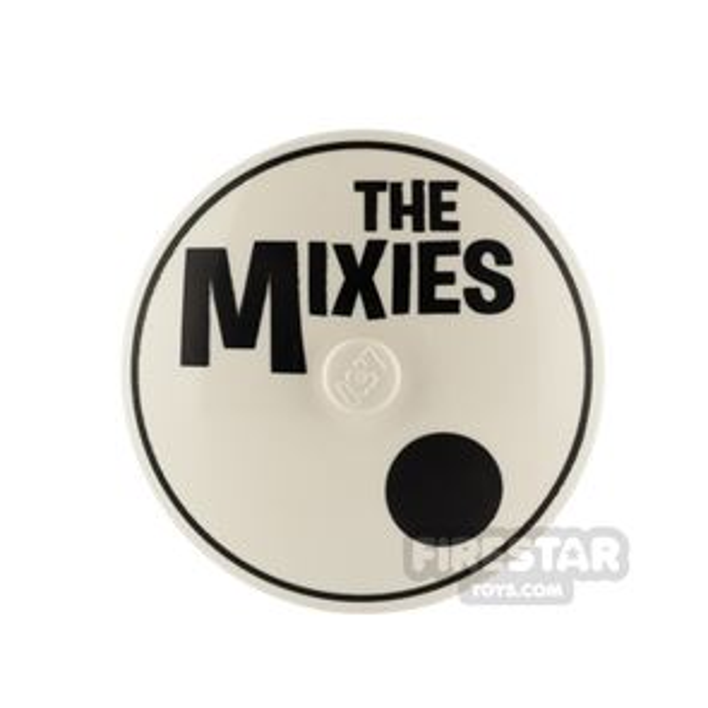 LEGO Dish 4x4 The Mixies