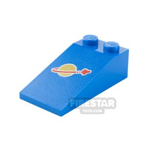 Printed Slope 18 4x2 Classic Space Logo