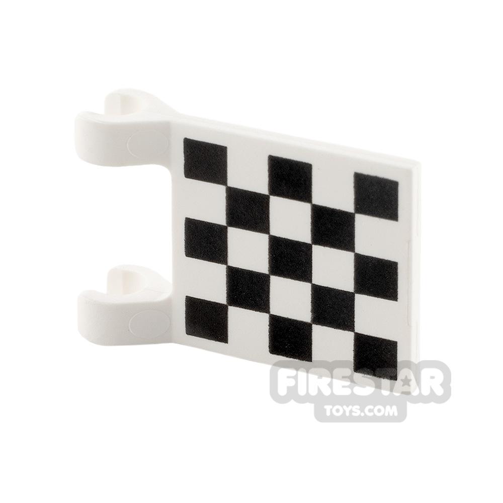 Printed Flag - Checkered