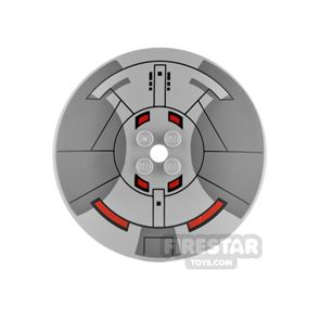Printed Inverted Dish 8x8 SW Sith Infiltrator