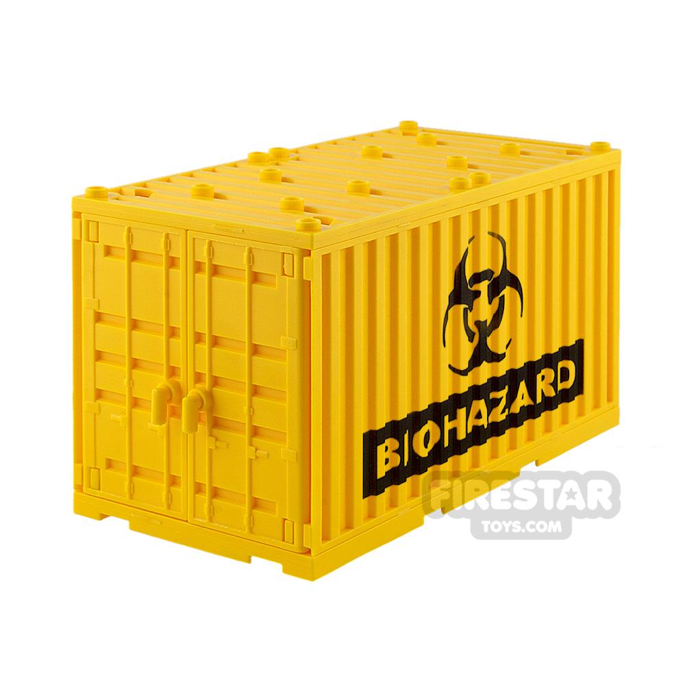SI-DAN Shipping Container Biohazard