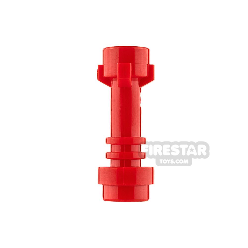 LEGO Lightsaber - Hilt - Red