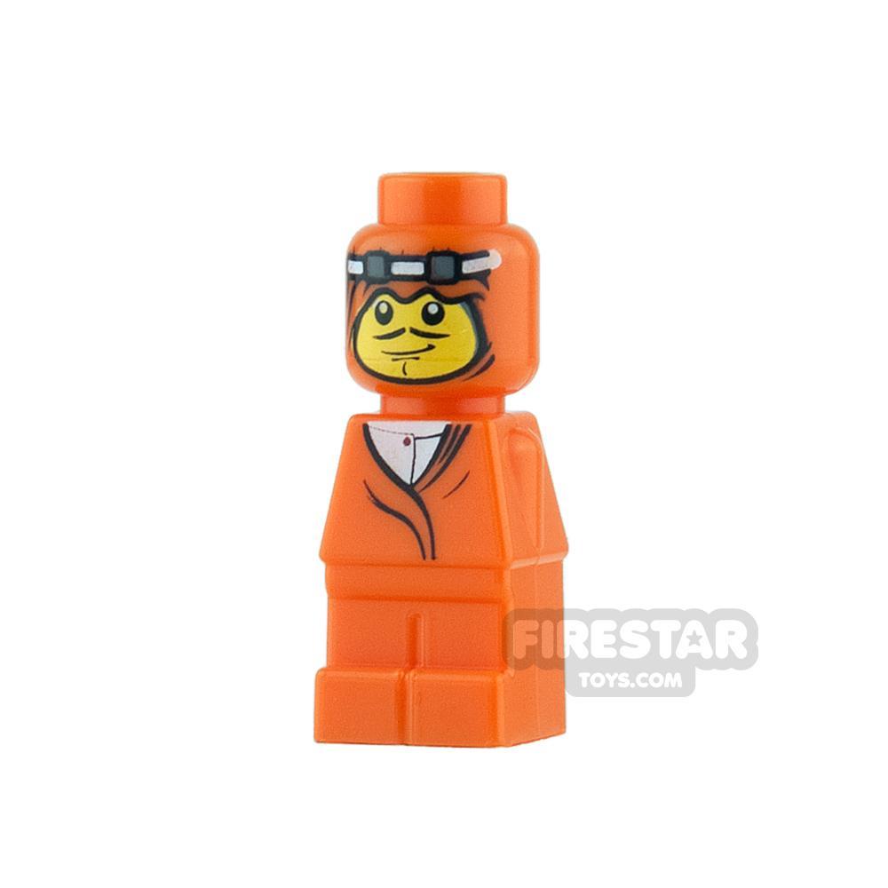 LEGO Games Microfig - Ramses Pyramid Adventurer - Orange