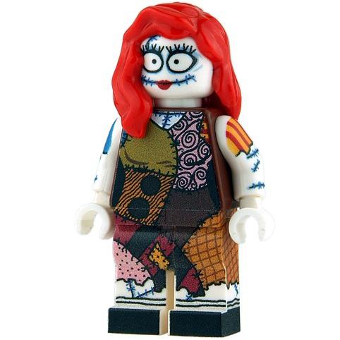 Custom Design Minifigure Sally