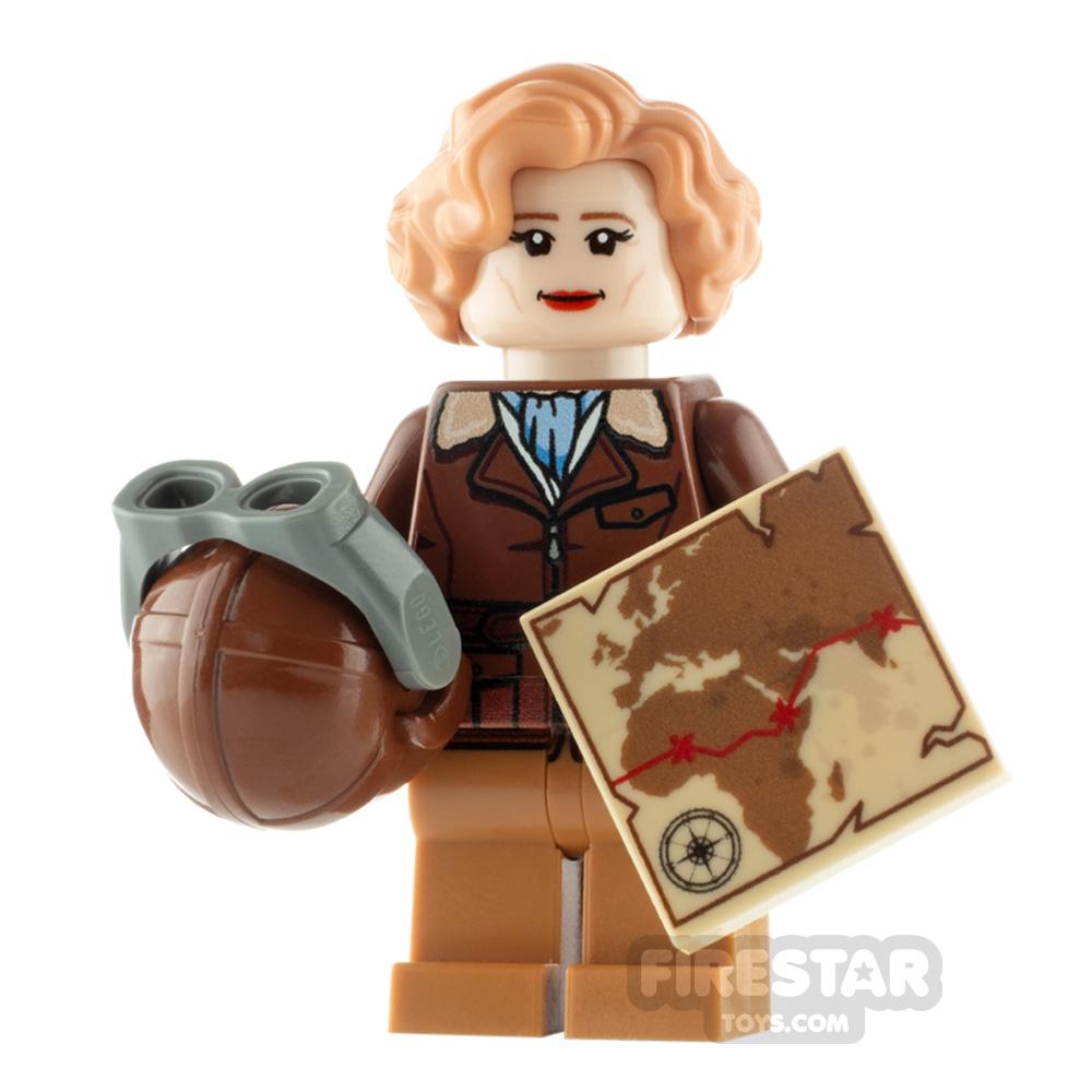 Custom Design Mini Figure - Amelia Brickhart