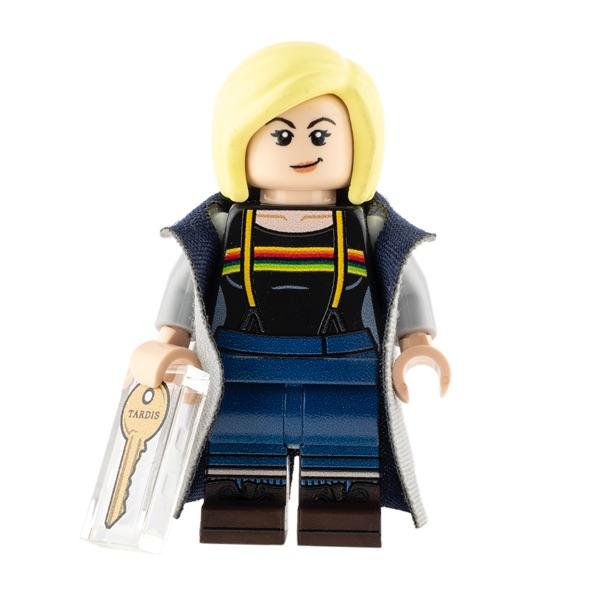 Custom Design Mini Figure - The 13th Traveller