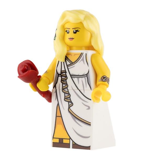 Custom Design Minifigure Aphrodite