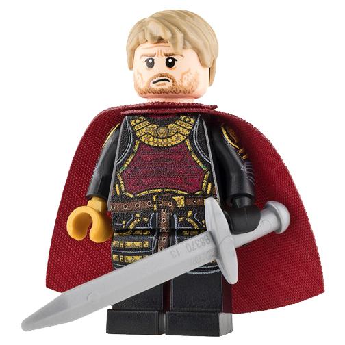 Custom Design Minifigure The Kingslayer